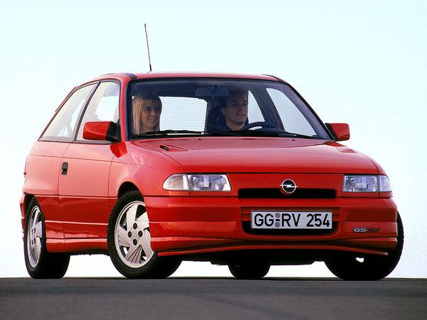 Opel : le retour de l'Astra GSi ?