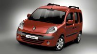 Salon de Francfort : Renault Kangoo II – officielle