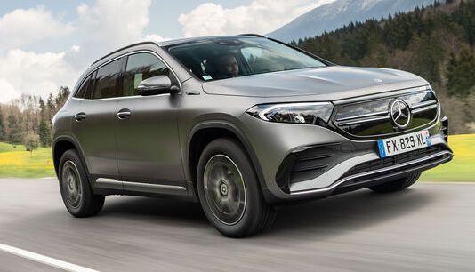 Essai - Mercedes EQA (2021) : futur best-seller ?