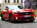Essai vidéo - Ford Mustang VI : smoke on the water