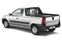 Salon de Francfort : Dacia Logan Pick-Up - officielle