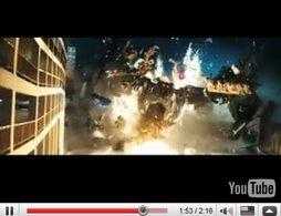 [vidéo] : Transformers 2, bande-annonce 2