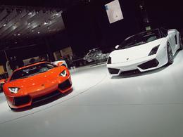 Ventes record pour Lamborghini en 2013