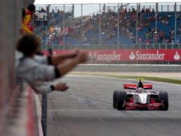 GP2/Silverstone: Maldonado puis Perez s'imposent. Bianchi proche de la victoire.