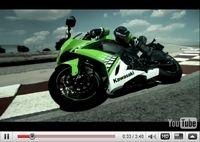 Vidéo Moto : Kawasaki ZX-10R 2010, le film promotionnel