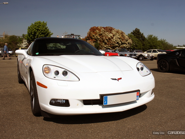 Photos du jour : Corvette C6 R437