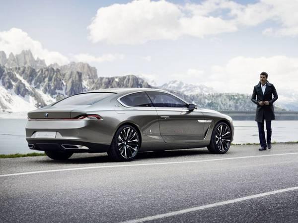 BMW : deux concepts pour la Villa d'Este