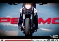 Vidéo Moto : Ducati Hypermotard 796, le film promotionnel