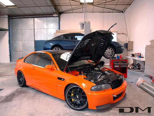 BMW M3 CSL DM Performance
