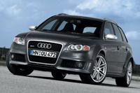 Audi RS4 : après le cabriolet, le break