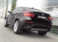 Salon de Francfort : BMW Sports Activity Coupé Concept X6 – officielle