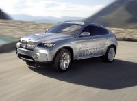 Salon de Francfort : BMW Concept X6 ActiveHybrid - officielle