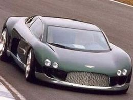 Mondial de Paris 2012 - Bentley avec une sportive (supercar?)
