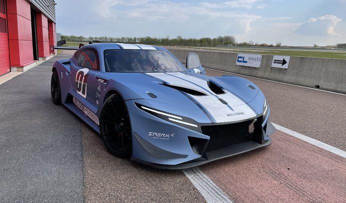 Présentation vidéo - Beltoise BT01: une étonnante GT de course électrique… et française!