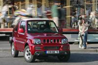 Suzuki Jimny 2006: de nombreuses modifications