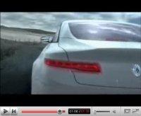 La vidéo du jour : Renault Laguna Coupé Concept
