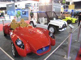 Mondial de Paris 2010 : les nouveaux véhicules écolos de la société Little