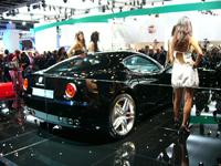 En direct de Francfort : Alfa Romeo