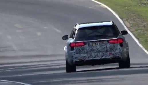 Mercedes serait-il en train de préparer une Classe E All Terrain AMG ?