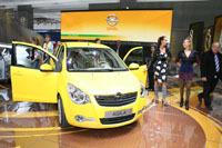 En direct de Francfort : nouvelle Opel Agila