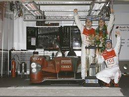 (Minuit chicanes) Audi aux 24 Heures du Mans 2010: les stats. qui tuent