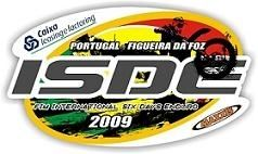 ISDE 2009 : Ludivine Puy au Portugal