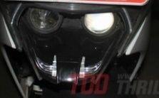 Nouveauté - KTM: la RC390 suprise au parking
