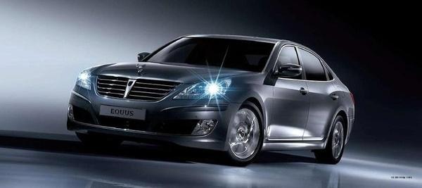 Hyundai Equus sous toutes les coutures