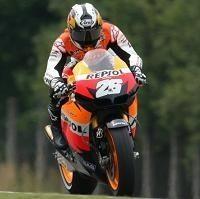 Moto GP - République Tchèque Qualification: Pedrosa garde la tête froide