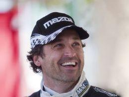 Le Mans 2011 - Patrick Dempsey au volant d'une Mazda de légende