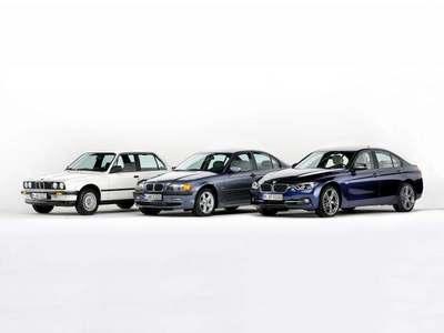[video] La BMW Série 3 fête ses 40 ans