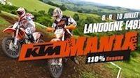 KTM Mania: la 10ème en juillet
