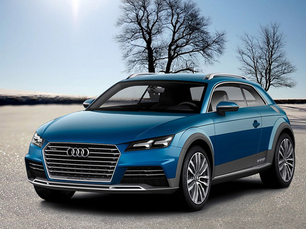Rapid'news - Spécial Audi (TT, TT crossover, A9, R8 e-tron...)
