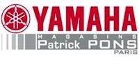 Yamaha Patrick Pons Grande Armée et le Brésil