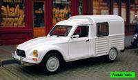 Miniature : Citroën Acadiane de 1980