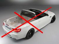 BMW ne suivra pas Mercedes sur le terrain des pick-up