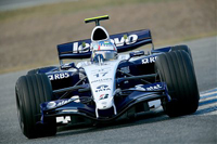 GP de Belgique : Williams Toyota