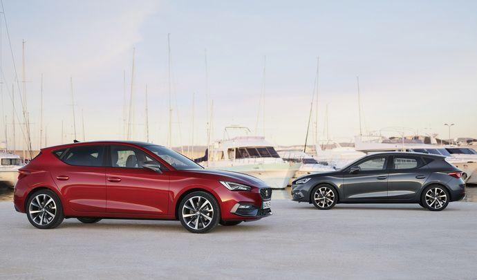Seat Leon : nouveau moteur essence 2.0 de 190 ch