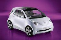Salon de Francfort : Toyota iQ Concept – officielle