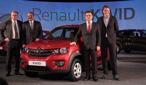 Renault espère vendre plus d'un million de Kwid par an