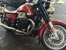 Nouveauté - Moto Guzzi: la California passe au rouge