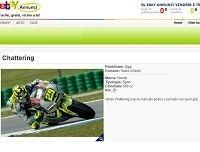 Insolite - Moto 2 : Andrea Iannone vend du chattering !