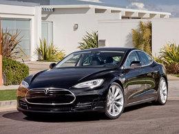 En 2013, Tesla a vendu plus de 22 000 Model S !