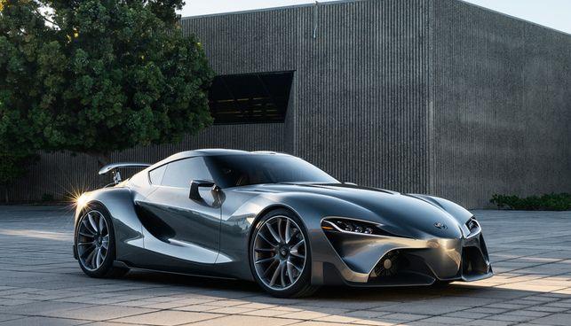 Toyota Supra : elle aura un moteur BMW