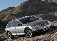 Audi A6 Allroad Quattro : premières photos officielles
