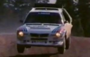 [Vidéo-Rallye]: La folle époque de Lancia dans les années 80.
