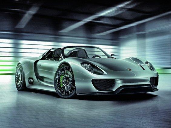 La Porsche 918 Spyder a un prix