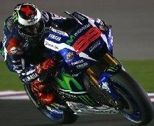 MotoGP - Test Qatar J.1: Yamaha rit et Honda pleure