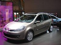 Renault Clio Estate en direct du salon de Francfort