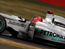 F1 : Jackie Stewart persuadé de l'arrêt de Michael Schumacher en fin de saison